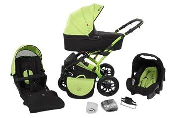 Amazon.com : Baby Stroller Travel System 3in1 Tambero-03-black ...