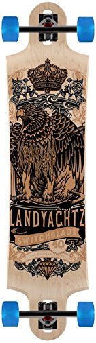 Landyachtz Switchblade 40'' Complete Maple Longboard 2016 New by Landyachtz