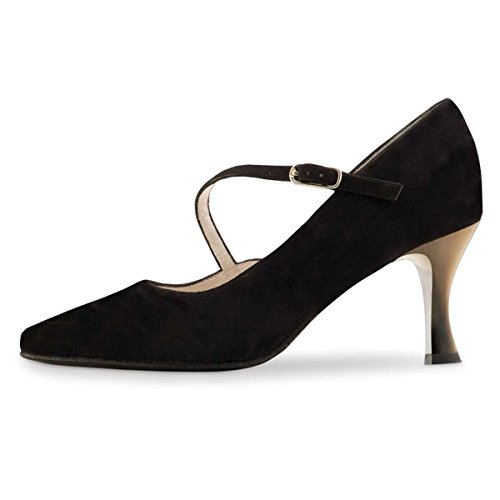 5 cm Black Black 5 Werner Ladies 6 6 Kern Shoes Sarah Dance SB q1vFw6