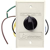 International Environmental F800-00006795 0Ff/Hi/Med/Lo Switch With 12 Lead