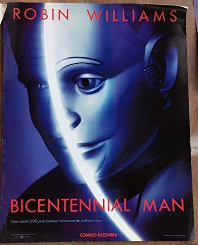 Robin Williams Bicentennial Man 14.5 x 11 inches