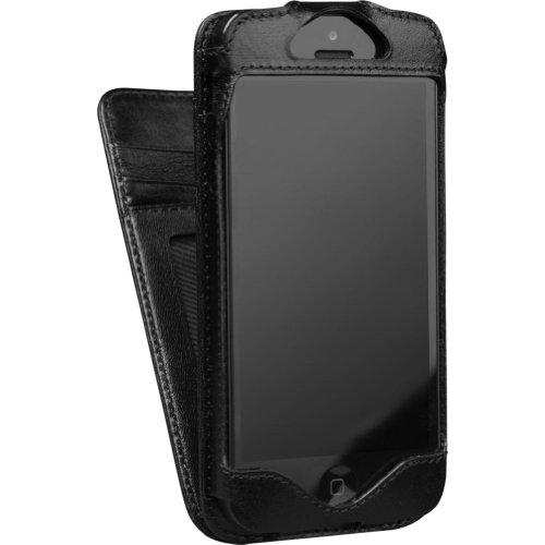 Sena Wallet skin Case for iPhone 5 Tan
