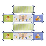 Disney Minnie Mouse Icon 4 Piece Nursery Crib