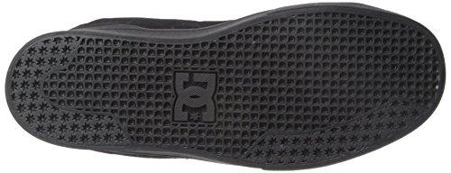 DC Mens Notch 2 Skate Shoe, Grey, 6 M US Black