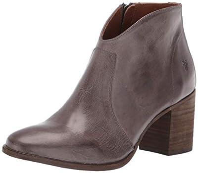 FRYE Women's Nora Short Inside Zip Boot