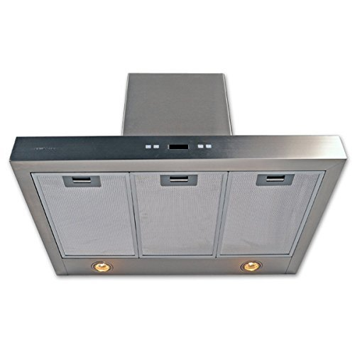 CAVALIERE SV218Z-30 Wall Mounted Stainless Steel Kitchen Range Hood 900 CFM by CAVALIERE (Image #3)