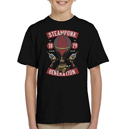 Coto7 Steampunk Generation Kid's T-Shirt