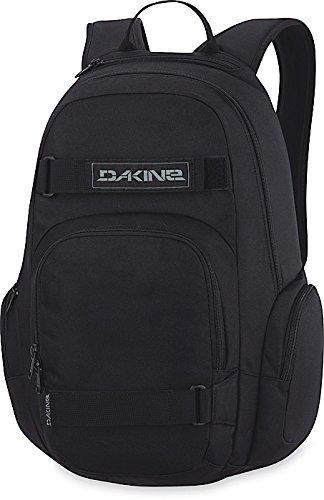 Dakine Atlas Skate Backpack, 25-Liter, Black