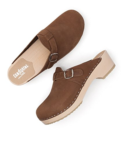 Swedish Swedish Clogs Clogs Wooden Sandgrens Tan For Dexter Men Halmstad Wooden For Sandgrens gX4wRExq46