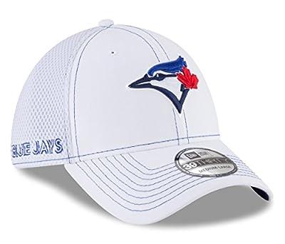 "Toronto Blue Jays New Era MLB 39THIRTY ""Team Turn Neo"" Flex Fit Hat"