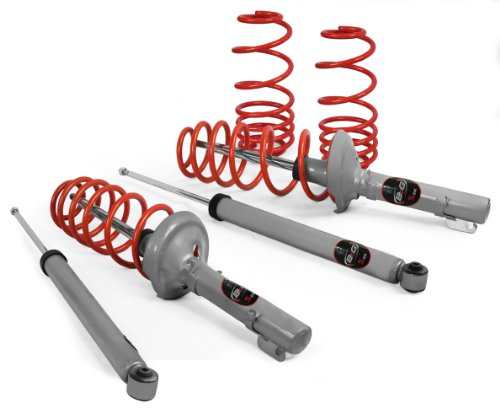 B&G Suspension Systems 96.3.160 S2K Sport Vehicle Lowering Suspension Kit