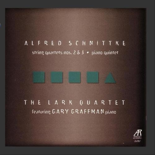 Schnittke: String Quartets Nos. 2 & 3, Piano Quintet