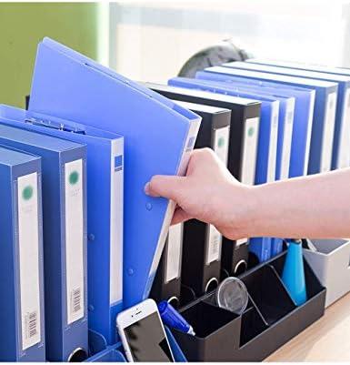 事務用品 3層をOfficeドキュメントトレイのファイルホルダーA4ファイル文房具ストレージボックス(カラー:B) (Color : B)