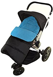 Footmuff Cosy Toes Compatible With iCandy Cherry Pushchair Ocean Blue