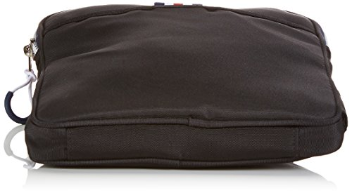 bandolera Newport 28 Tommy Hilfiger bolso cm Black t4PSP