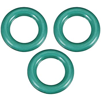 US Stock QTY 100 14mm OD 10mm ID 2mm Dia Food Grade Silicone Rubber Seal O-Ring