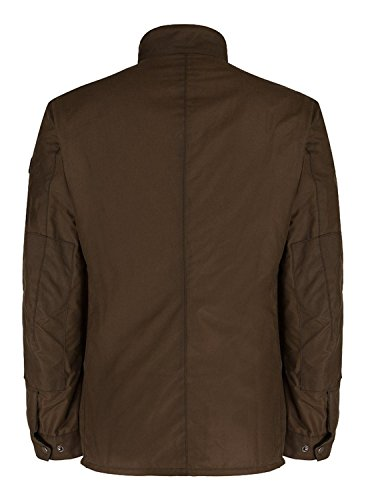 Noir Wax Enduit Barbour Veste Protection Duke qRSOnWHw7