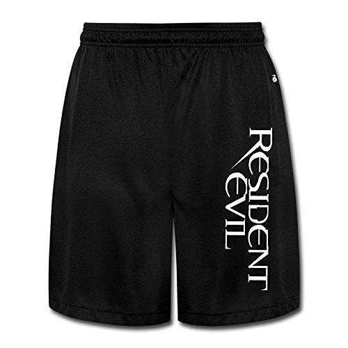 CEDAEI Resident Evil Classic Mens Training Shorts Sport Sweatpants Black - Co Buy Tiffany And Online