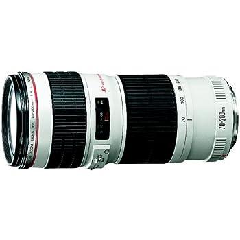 Canon EF 70-200mm f/4 L IS USM Lens for Canon Digital SLR Cameras