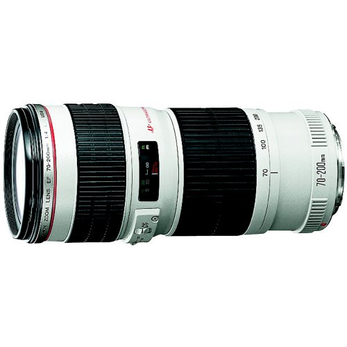 Canon EF 70-200mm f/4 L IS USM Lens for Canon Digital SLR Cameras ()