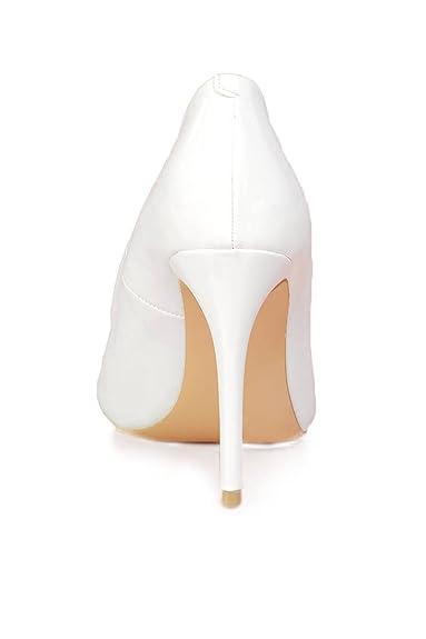 a483fc359abd6e INFINIE PASSION - BLANC - ESCARPIN SEXY: Amazon.fr: Chaussures et Sacs