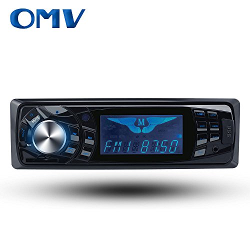 single-din-car-audio-cd-mp3-stereo-radio-player-front-aux-input-car-audio-speaker-black-fm-radio-blu