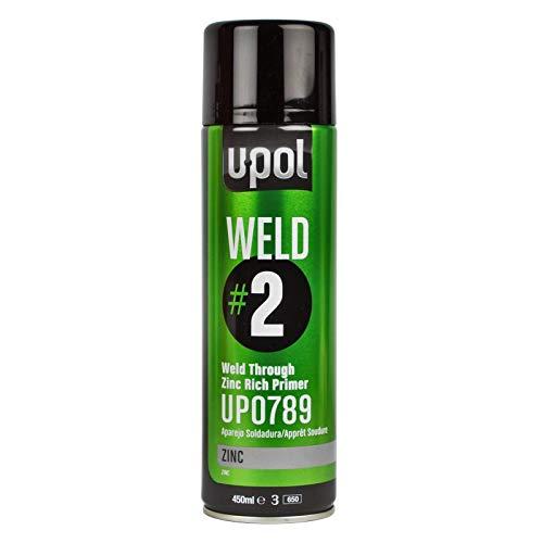 (U-Pol 789 Weld Thru #2 Zinc)