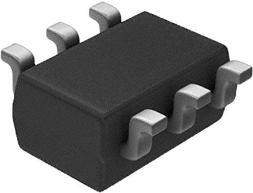 (10PCS) LMV761MFX/NOPB IC COMP PREC W/P-POP LV SOT23-6 LMV761MFX 761 LMV761