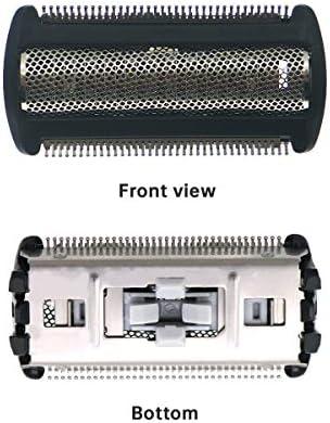 bodygroom cabeza de repuesto para Philips bg2024 bg2025 bg2026 bg2028 bg2036 bg2038 bg2040, cabezal bodygroom para Philips tt2021 tt2030 tt2040 serie 7000 y serie 3000