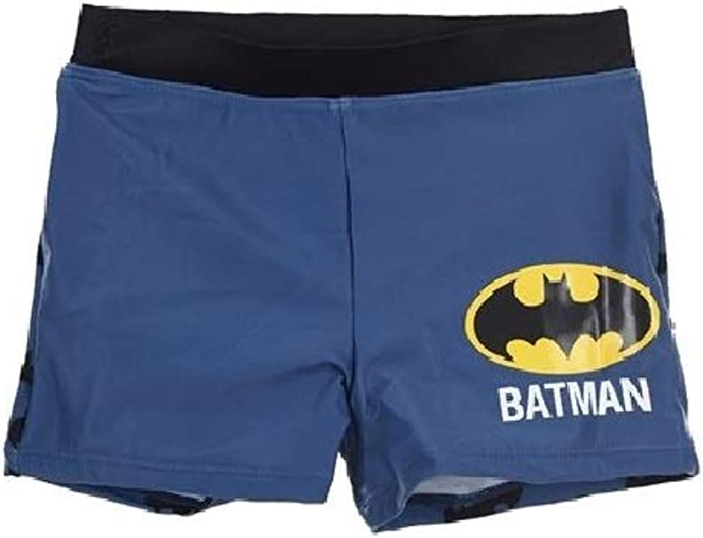 Boys Spiderman//Batman Swimming Trunks Boxers Shorts Age 2 3 4 5 6 7 8 Years Official Character