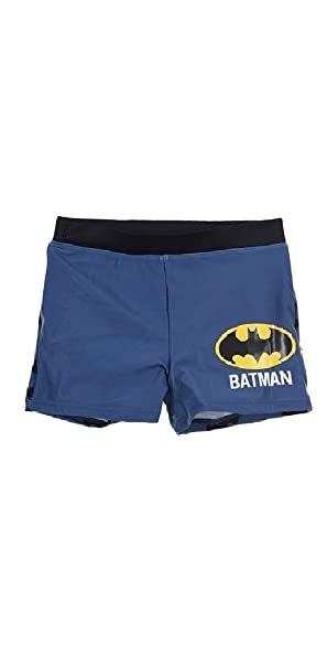 023b1afa89 Amazon.com: Dc.Comics Batman Boys Swimming Trunks: Clothing