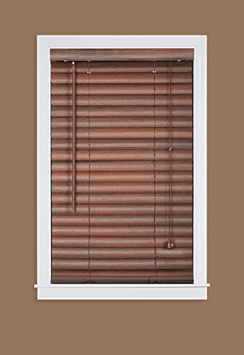 Plantation Collection Vinyl Venetian 2 Inch Mini Blind