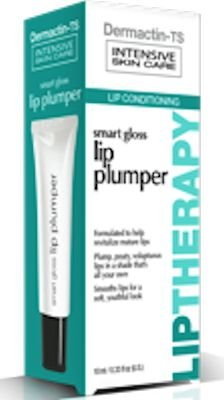 Dermactin-TS Lip Therapy Smart Gloss Plumper, 0.33 Fluid Ounce
