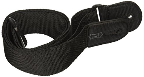 "Levy's Leathers M8POLY-BLK 2"" polypropylene guitar strap wit"