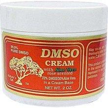 DMSO CREAM,ROSE 70/30 FRAG, 2 OZ