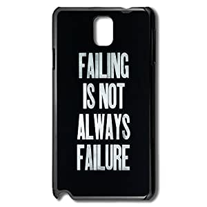 Samsung Note 3 Cases Fall Failure Design Hard Back Cover Cases Desgined By RRG2G