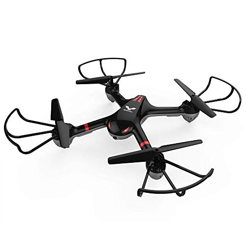 DROCON Cyclone X708 Drone for Beginners Kids Training Quadcopter with Headless Mode One Key Return Easy Control (X708)