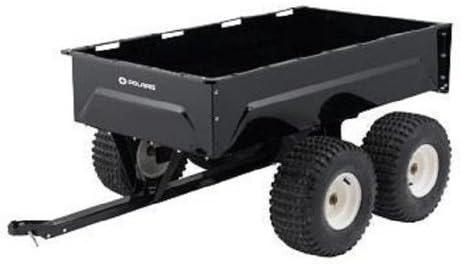 Pure Polaris OEM ATV Sportsman metal Utility Cart ...