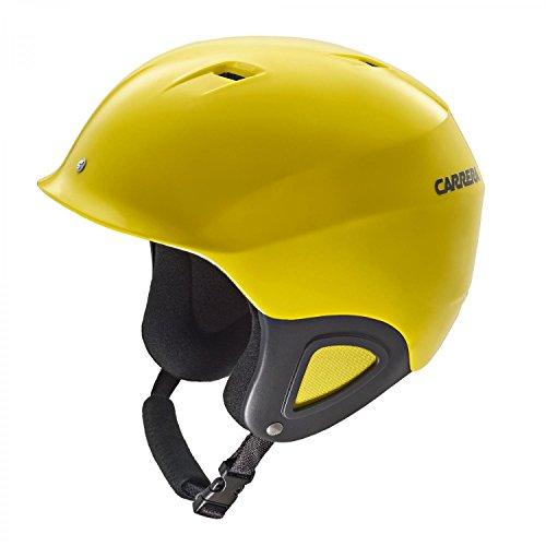 Carrera Kinder Kinderskihelm CJ 1, Lime Shiny, 53-57, E00393BN45357