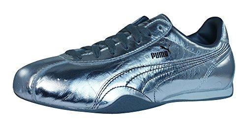 en Vintage pour Met femme Sneakers Puma cuir Barnett FAv1nqvw6
