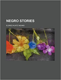 Book Negro Stories