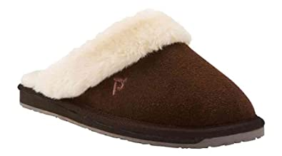 d0a2b658e Amazon.com   Propet WW1053 Women's Scuff Cinnamon Slipper   Fashion ...