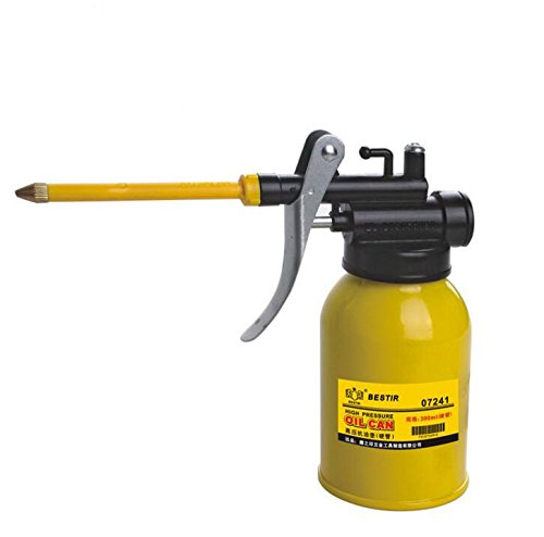 250ML Metal High Pressure Feed Oil Spray Gun Bottle for sale  Delivered anywhere in USA