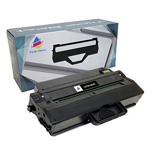 Triple Best Compatible Black Toner for Dell B1260 B1265 B1265dfw B1260dn B1260dnf B1265dnf DRYXV (2,500 Page Yield)