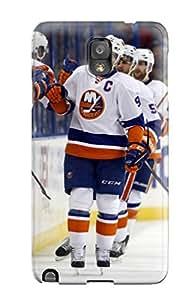Galaxy Note 3 New York Islanders Hockey Nhl (64) Print High Quality Tpu Gel Frame Case Cover by lolosakes