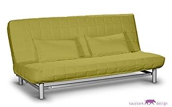 Beddinge Divano Letto Ikea.Milano Mossy Verde Fodera Per Divano Letto Ikea Beddinge Amazon It