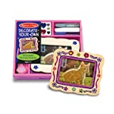 Melissa & Doug Wooden Picture Frame - DYO