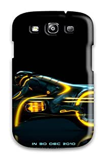 High Quality Tron Legacy Case For Galaxy S3 / Perfect Case