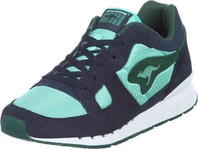 KangaROOS Damen Sneaker blau 38