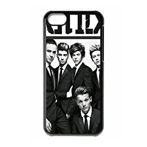 Cool Painting One Direction Brand New Cover Case for Iphone 5C,diy case cover case-332822